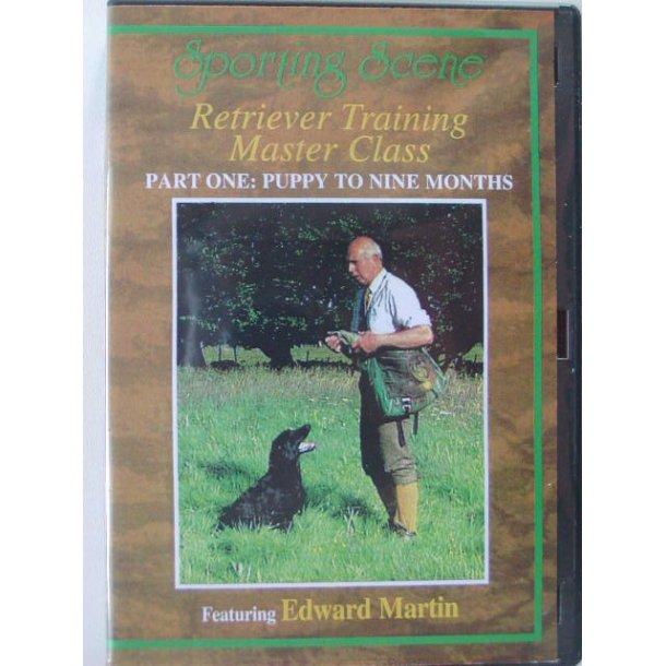Retriever Training Master Class. Part 1.