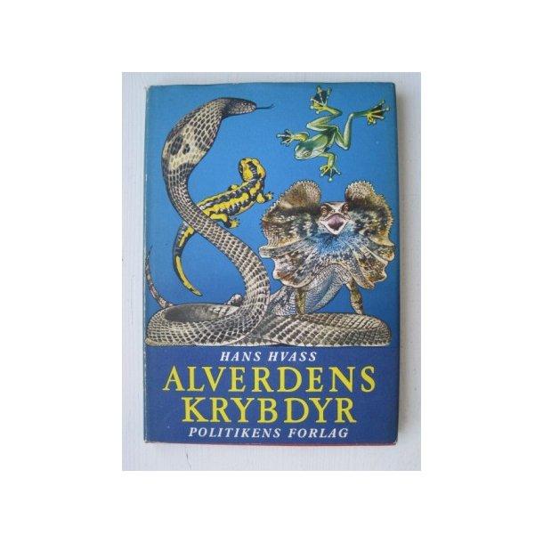 bøger om krybdyr