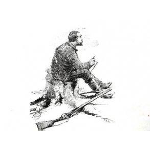 Restoplag af ældre jagtbøger