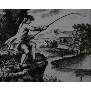 Restoplag af ældre danske lystfiskerbøger